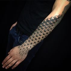 1337tattoos — anichtattooing:   #continuation #forearm #tattoo...