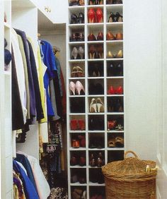 1000 images about zapateras on pinterest vertical shoe for Zapatera de closet