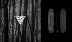 mono / LUCA longboards / recent design