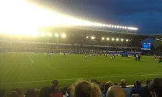 Goodison Park Night Game...