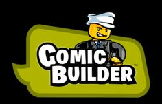 A Little Lego Love!  Check out the Lego City Comic Builder