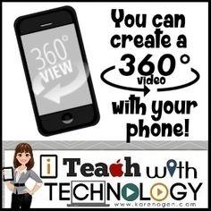 Karen Ogen- i Teach With Technology: You Can Create a Video with Your… Teaching Technology, Technology Tools, Technology Integration, Computer Technology, Digital Technology, Educational Technology, Computer Lab, Computer Science, Teacher Web