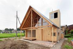 Galería - Casa techo en Kawagoe / Tailored design Lab - 4