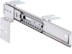Lineaire geleider scharnier kastdeuren 400mm Scharnieren en schuiven