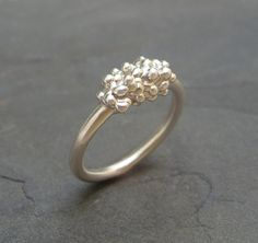 Compilation Ring Minimalist Jewelry by VirginiaAriasJewels on Etsy