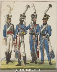 Hussars uniform - Page 3 - Armchair General and HistoryNet >> The Best Forums in History