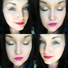 Summer Time! Simple Summer Makeup #Makeup #Cosmetics #Confidence #WAHM #LipStain  http://kicklashbyheather.com