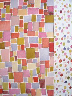 textile designs by Lari Washburn