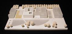 1. Preis Zuschlag Realisierungsteil Neubau der Mikrobiologie: Modell, © bizer architekten / koeber landschaftsarchitektur