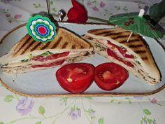 Lulu - Povesti din Bucatarie: Sandvich mic dejun