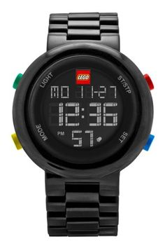 227af537daa LEGO Unveils Wristwatch Collection for Adults