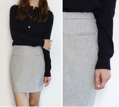 death-by-elocution - Posts tagged pencil skirt Business Dresses, Business Outfits, Business Attire, Business Casual, Hipster Fashion, Minimal Fashion, Stitch Fix Dress, Fashion Project, Work Attire