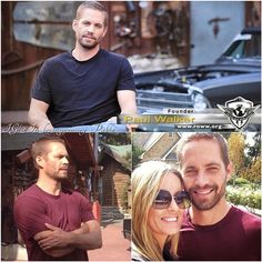 """""""We're only on the earth for a short period of time. I want to take my success and parlay it into something bigger and better. As a father, my hope and goal is to help create a sustainable organization that will endure for the benefit of future generations. You put goodwill out there, it's amazing what can be accomplished"""". ~ Paul Walker #ReachOutWorldWide 