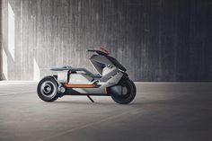 BMW Motorrad Concept Link: visión del futuro