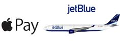 JetBlue has announced starting next week. Buying food, drinks and  certainonboardamenities as well as upgradingto premium seats, all with  the help of Apple Pay. | http://www.lifewithtech.net/blog/apple-pay-hits-the-airways-becoming-first-inflight-accepted-airline