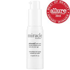Miracle Worker Retinoid Eye Repair Cream - philosophy | Sephora
