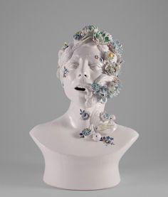 Les nouveaux Bustes en Céramique de Jess Riva Cooper (5)