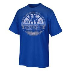 The Victory Men's UK Royal Final Four Vintage Ball Tee