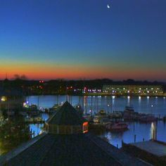 Hampton VA sunrise