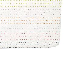 Pehr Designs Crib Sheet Painted Dots – Bonjour Baby Baskets - Luxury Baby Gifts