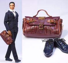 African American Male Dolls | My Favourite Doll - Mailing Address Only - Staying Power Darius Reid ...