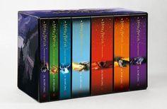 Harry Potter siedmiopak Duddle br - Książki 199,99