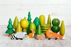 Pet Toys, Kids Toys, Baby Toys, Kraft Boxes, Non Toxic Paint, Wooden Tree, Nature Table, Waldorf Toys, Linseed Oil