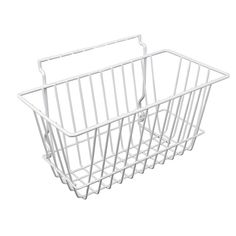 White Wire Shelving Retail Shelving, Wire Shelving, Store Fixtures, Closet Shelves, Slat Wall, Kitchen Pantry, Extra Storage, Cabinet, Basket