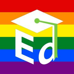FB Education, the so called unbiased department of educations profile pic the day of the ruling...yeah gay rights is so much more important than teaching the kids to read, write, and do math, talk about indoctrination, so glad I homeschool!!! Sucks still having to pay taxes to these schools when my kids no longer go though