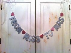 cute idea for bridal shower