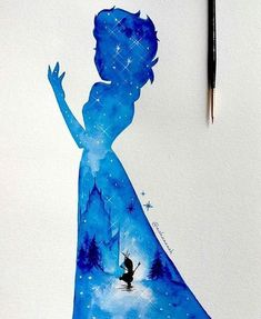 most popular Disney Frozen items on by clicking visit!Shop most popular Disney Frozen items on by clicking visit! Disney Princess Drawings, Princess Art, Disney Drawings, Art Drawings, Disney Paintings, Disney Artwork, Disney Love, Disney Frozen, Disney Couples