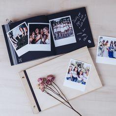 Naše oblíbené dřevěné fotoalbum jako svatební kniha hostů ❤️ Photo Book, Bff, Best Friends, Polaroid Film, Proposal, Minecraft, Aesthetics, Gifts, Wedding