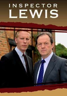 Masterpiece Mystery!: Inspector Lewis (2007) Police inspector Lewis returns to solving homicides after a long absence and partners with the clever, university-educated Det. Sgt. Hathaway, whose knowledge of the modern world frequently proves helpful to his old-school boss.