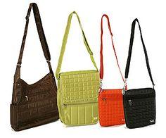 I LOVE LUG bags!!!!
