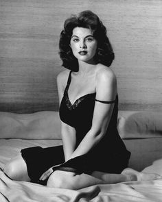 the sexy Tina Louise via by_Simone and curated for you by your friends at http://LuckyBloke.com