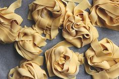 Simple Fresh Pasta | 19 Underrated Italian Foods You Should Learn To Love