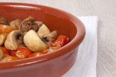 Nem todos os pratos vegetarianos levam ingredientes com nomes estranhos como tofu, miso ou tempeh. Experiente esta receita inspirada nos paladares portugueses