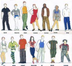 A chorus line!  sc 1 st  Pinterest & Hats. A Chorus Line.   Costumes   Pinterest   Broadway Musical ...