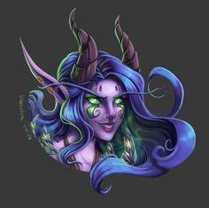 World of Warcraft: Legion | by Faebelina