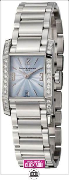 Baume & Mercier MOAO8719 - Reloj  ✿ Relojes para mujer - (Lujo) ✿ ▬► Ver oferta: https://comprar.io/goto/B003MA6SB0