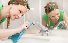 Existuje spousta chytrých tipů a triků, jak snadno a rychle udržet vaši koupelnu bez poskvrnky.