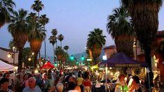 Palm Spring, California (VillageFest)
