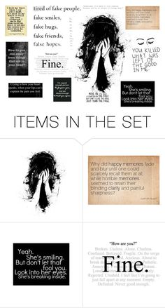 """""""Emotions"""" by phoenix1053 ❤ liked on Polyvore featuring art"""