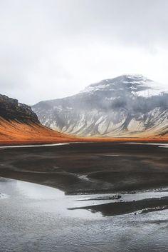 wnderlst:  Hornafjörður, Iceland | Jeff Nikon