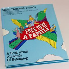 1987 Free to Be a Family Marlo Thomas Jacket Tolerance Fat Boy Shel Silverstein | Books, Fiction & Literature | eBay!