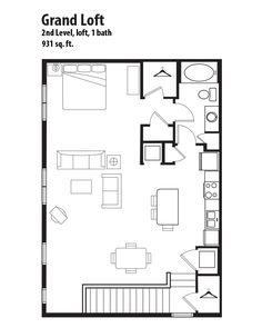 Studio Apartment - Designer Courtyard in West Des Moines, IA ...