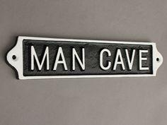 Man Cave Signs Australia : Vintage bat cave batman man save sign shed garage dad gift