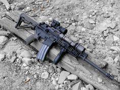 Colt AR-15 BW Rifle