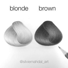 If you're struggling to draw hair, then these hair drawing tips may prove to be useful. How to draw blond If you're struggling to draw hair, then these hair drawing tips may prove to be useful. How to draw blonde hair vs brown hair You Draw, How To Draw Hair, Learn To Draw, Drawing Techniques, Drawing Tips, Drawing Ideas, Drawing Designs, Hair Sketch, Hair Reference