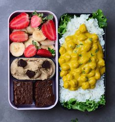 "10k Likes, 221 Comments - Ela Vegan (@elavegan) on Instagram: ""Hi guys, I hope you had a good start into the new week. Here you can see a bento box which I made a…"""